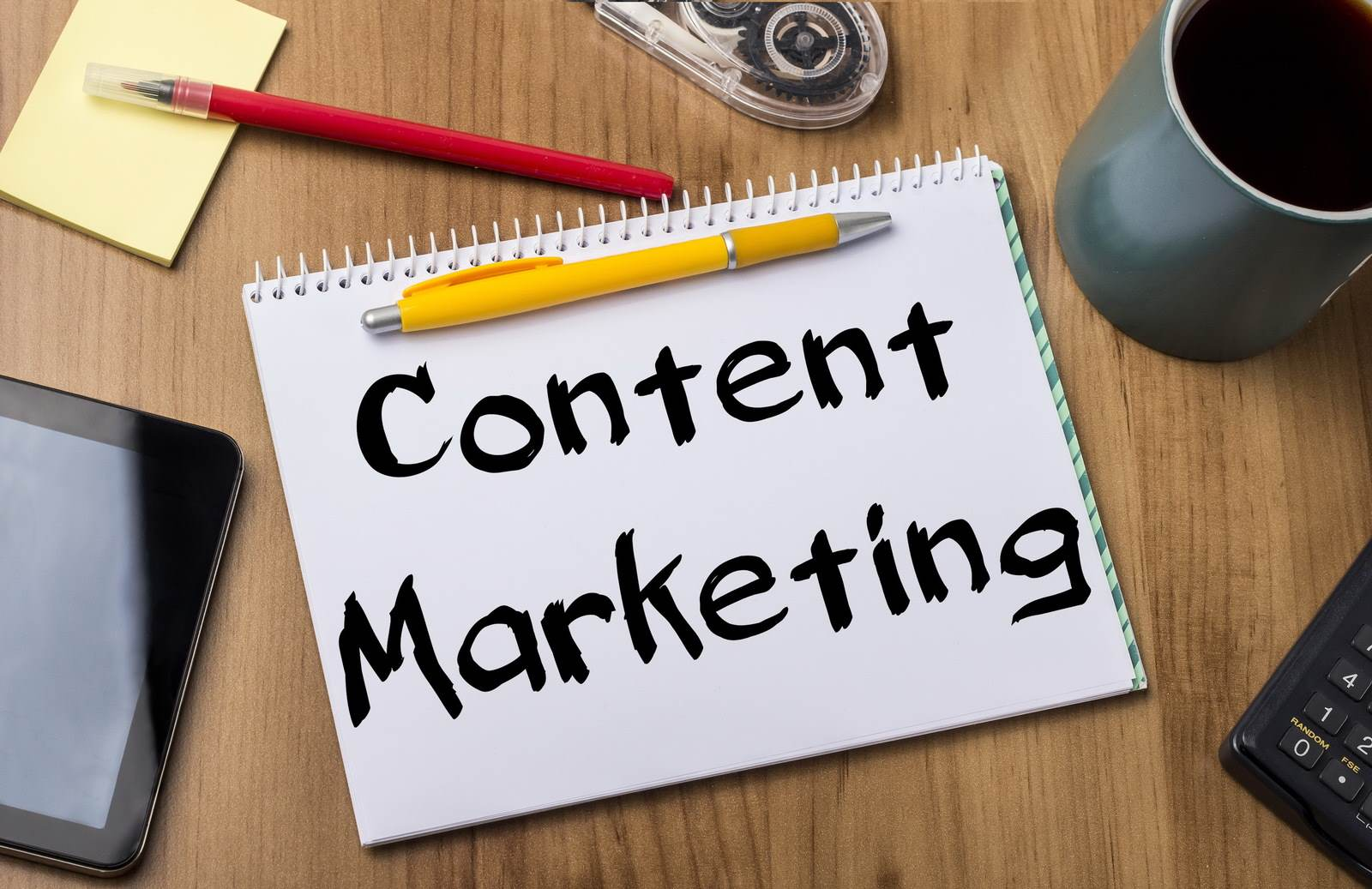 7 Content Marketing Tactics Every Small Business Should Steal