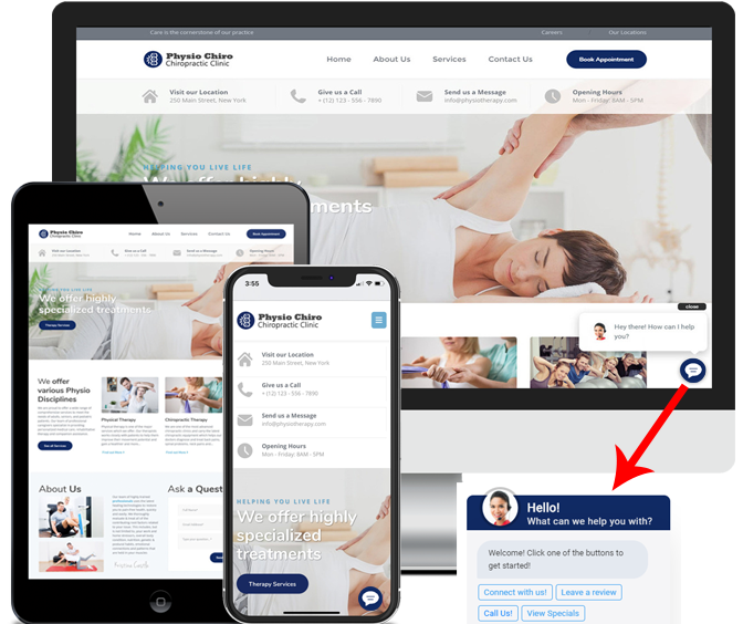 Chiropractor Lead Automation System